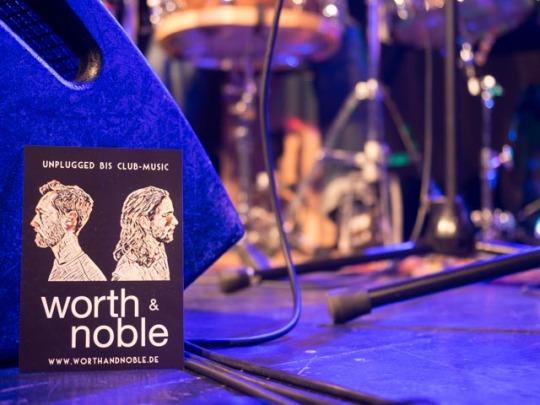Mal wieder Worth & Noble in Primasens